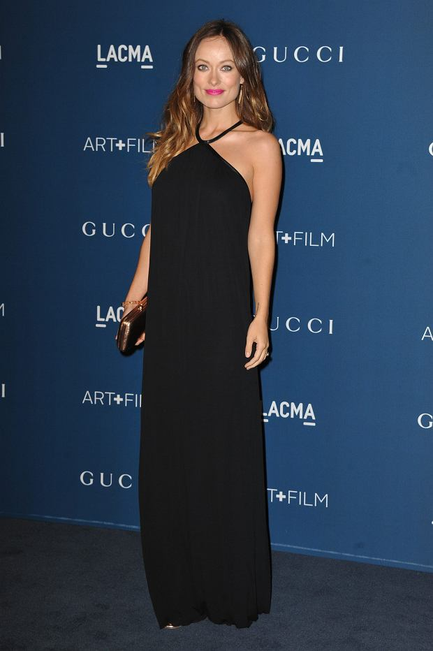 Actress Olivia Wilde arrives at the LACMA Art + Film Gala on Saturday, Nov. 2, 2013, in Los Angeles. (Photo by Jordan Strauss/Invision/AP)
