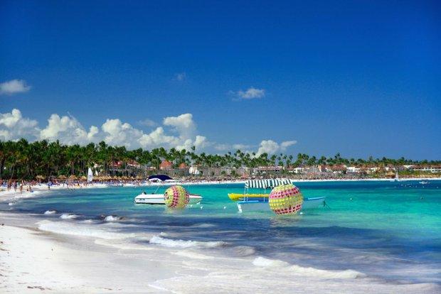 Plaża przy Punta Cana/ Fot. Shutterstock