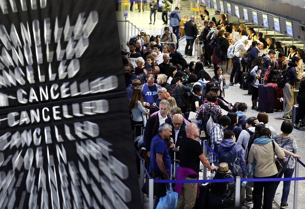 Lufthansa boryka się ze strajkiem