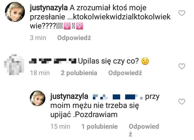 Justyna Żyła o mężu