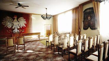 Sala ślubów w USC - zdjęcie ilustracyjne