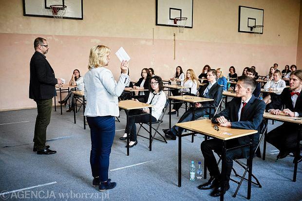 Matura 2018. Egzamin z geografii to jeden z najchętniej wybieranych egzaminów maturalnych.