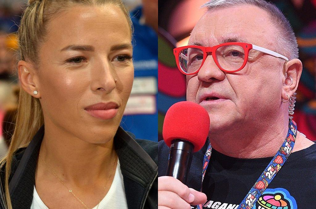 Ewa Chodakowska, Jerzy Owsiak