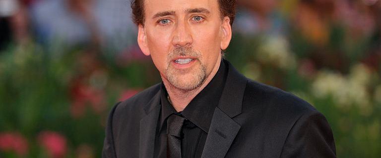 Nicolas Cage i rola życia. Aktor zagra samego siebie w filmie o sobie