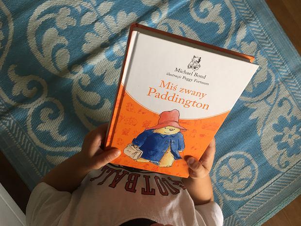'Miś zwany Paddington', nowy przyjaciel moich dzieci