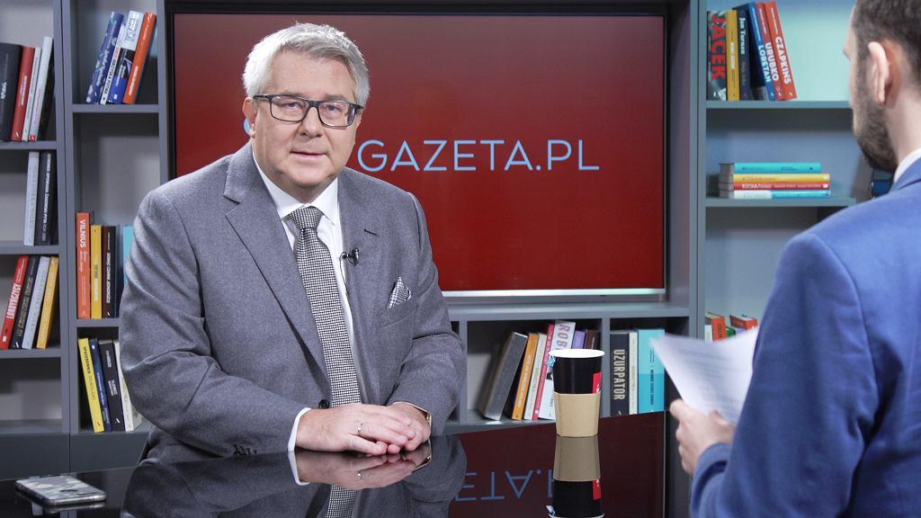 Rzyszard Czarnecki w Gazeta.pl