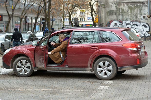 Daniel Olbrychski, samochody gwiazd, samochód