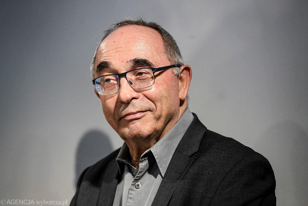 Aleksander Smolar, prezes Fundacji Batorego