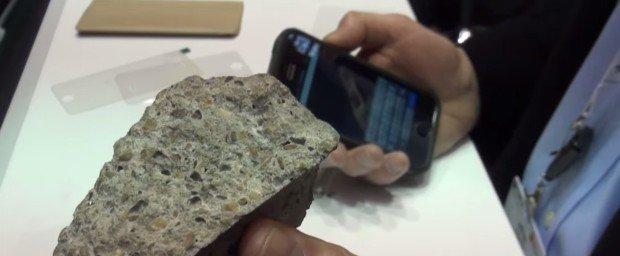 Nawet głazy będą niestraszne naszym smartfonom?