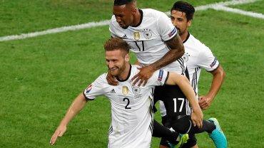 Niemcy 2-0 Ukraina