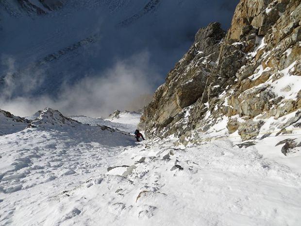 Zdjęcie numer 5 w galerii - Polacy na Broad Peak. Hajzer ujawnia szczegóły. Małek schodzi do bazy