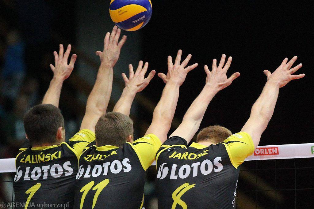 Indykpol AZS Olsztyn - Lotos Trefl Gdańsk 0:3