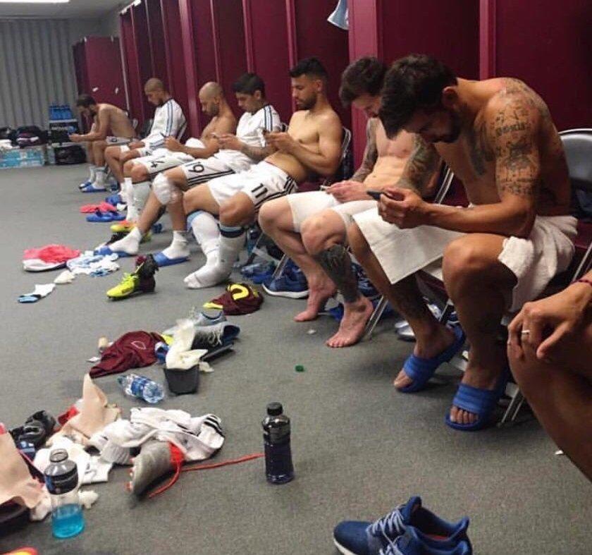 Argentyna świętuje awans