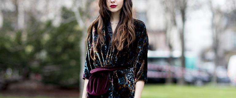 Sukienki z tego materiału wyglądają zjawiskowo! Idealne modele na święta, sylwestra i inne specjalne okazje