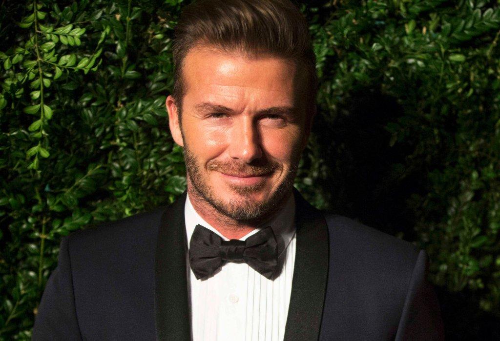 David Beckham to jeden z celebrytów, którzy zabrali głos w sprawie Brexitu.