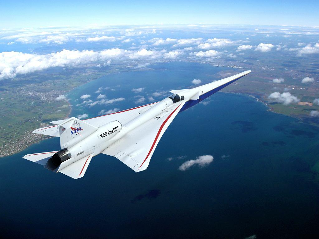 NASA X-59