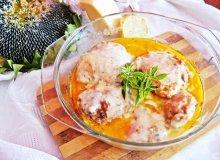 Kurczak w sosie serowym z czosnkiem i bazylią - ugotuj