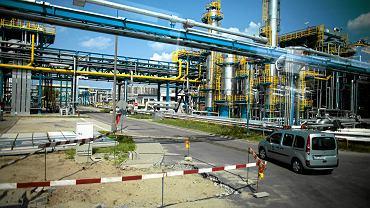 Rafineria Lotos. Gdańsk, 29 sierpnia 2013