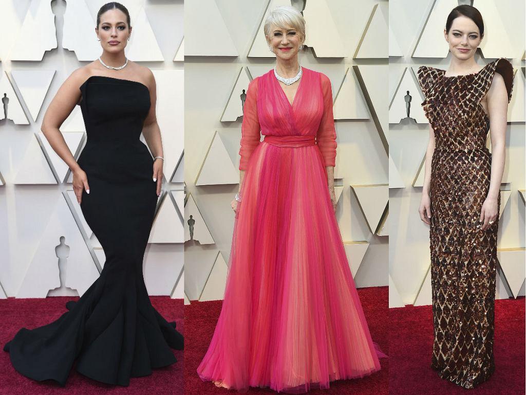 Najlepsze stylizacje Oscary 2019
