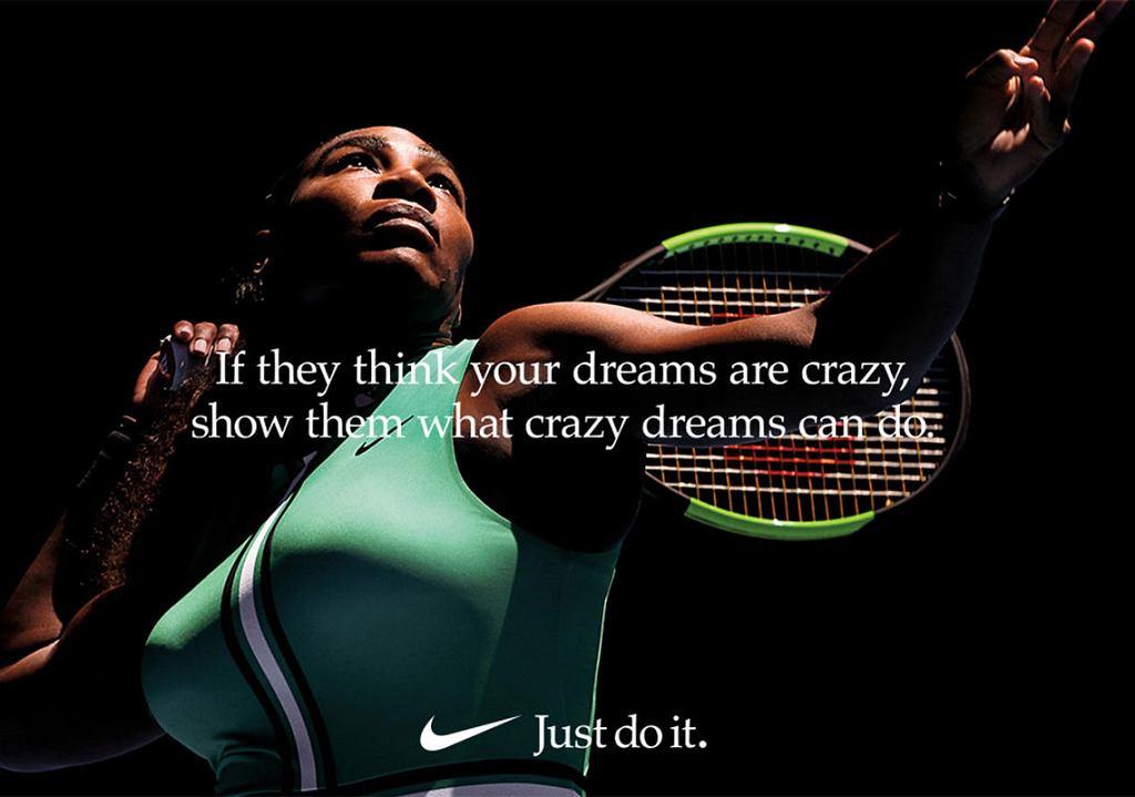 Nike Serena Williams