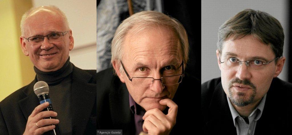 Adam Szostkiewicz / Janusz Czapiński / Paweł Wroński