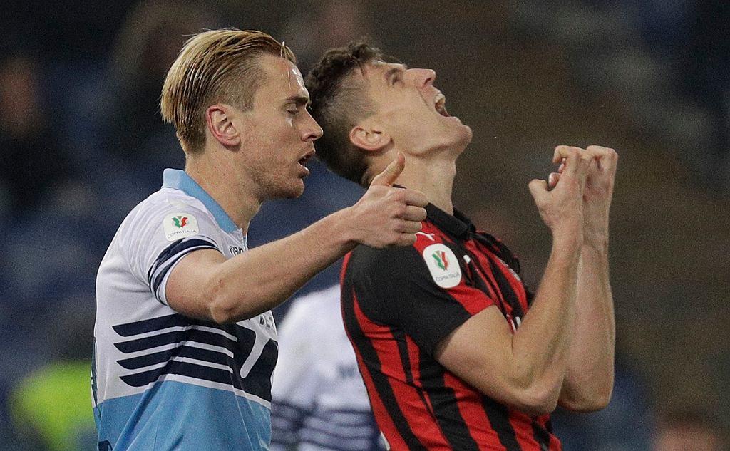 Krzysztof Piątek z bramką miesiąca w AC Milan