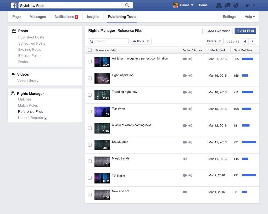 Facebook ułatwi publikowanie muzycznych wideoklipów