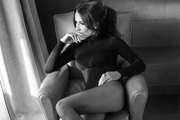 Justyna Steczkowska w kalendarzu Gatta 2016