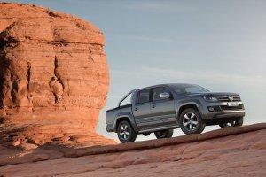 Volkswagen Amarok Ultimate | Bogaty pickup