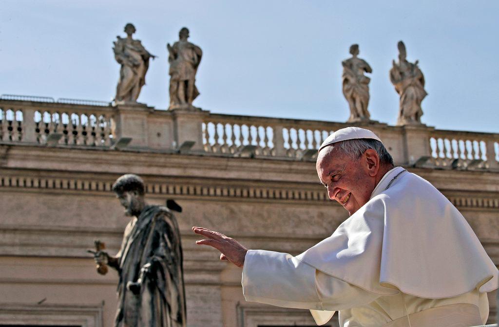 Watykan. Szósta rocznica pontyfikatu papieża Franciszka