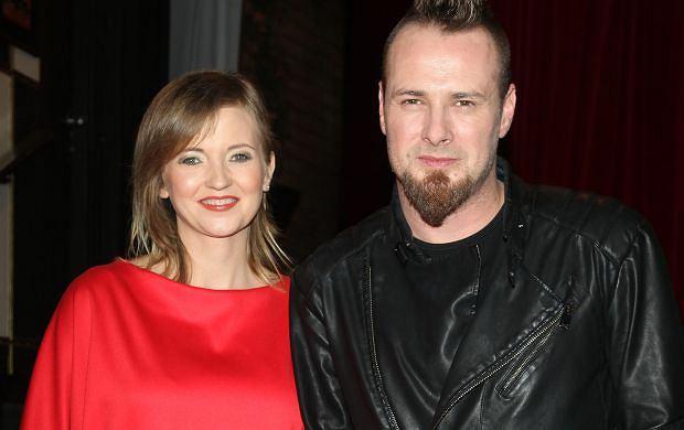 Joanna Chitruszko i Paweł Małaszyński