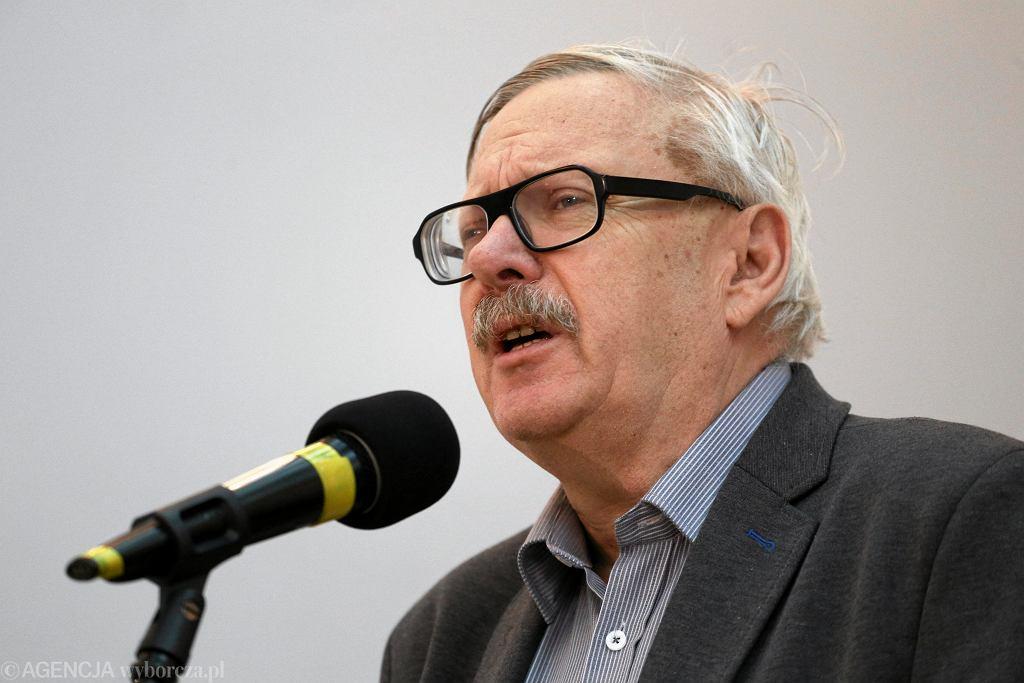 Marcin Wolski, nowy dyrektor TVP 2