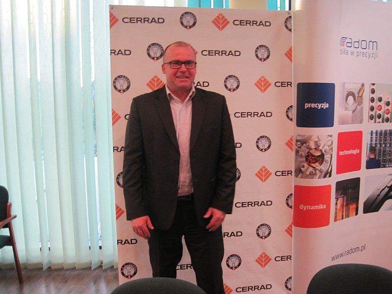 Mariusz Szyszko, nie jest już prezesem Cerradu Czarnych Radom