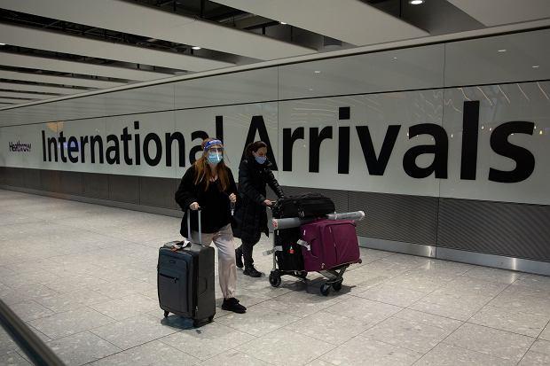 Lotnisko Londyn Heathrow