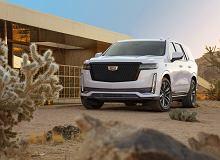 Nowy Cadillac Escalade przytłacza nie tylko sylwetką i centymetrami. Ma też 38-calowy ekran i 36 głośników