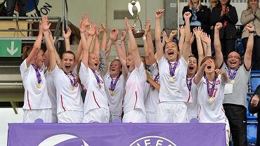 Polki u-17 - Mistrzynie Europy w piłce nożnej!