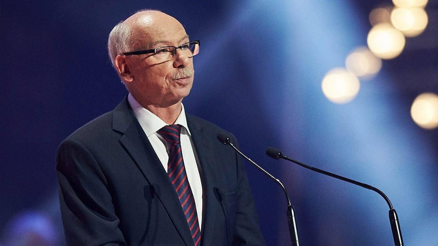 Janusz Lewandowski, były polski komisarz UE