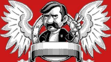 'Lech Wałęsa. Człowiek z pixeli'