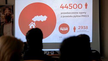 Konferencja ''Dolny Śląsk bez smogu''