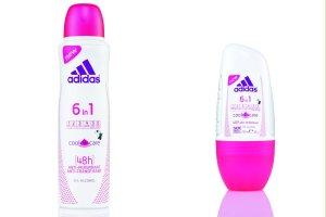 Antyperspiranty adidas Cool & Care i adidas Cool & Dry - ochrona na treningu