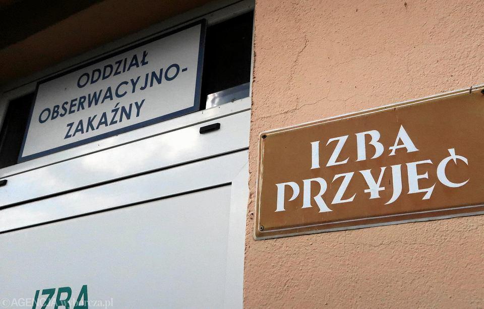 Szpital wojewódzki w Płocku