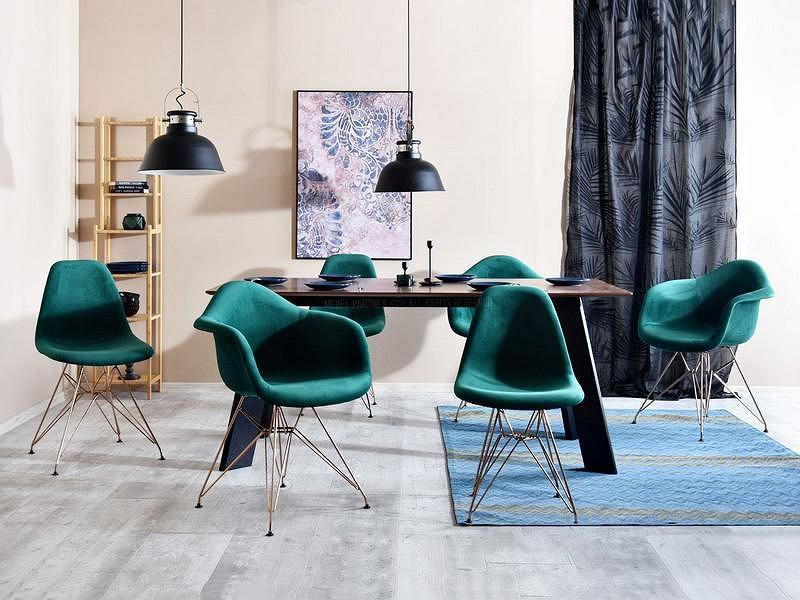 Jakie wybrać krzesła do kuchni, salonu i jadalni?