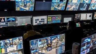 Studio firmy ESL w Katowicach, w których realizowana była tegoroczna edycja Intel Extreme Masters
