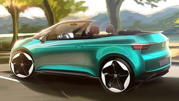 Volkswagen ID.3 Convertible concept