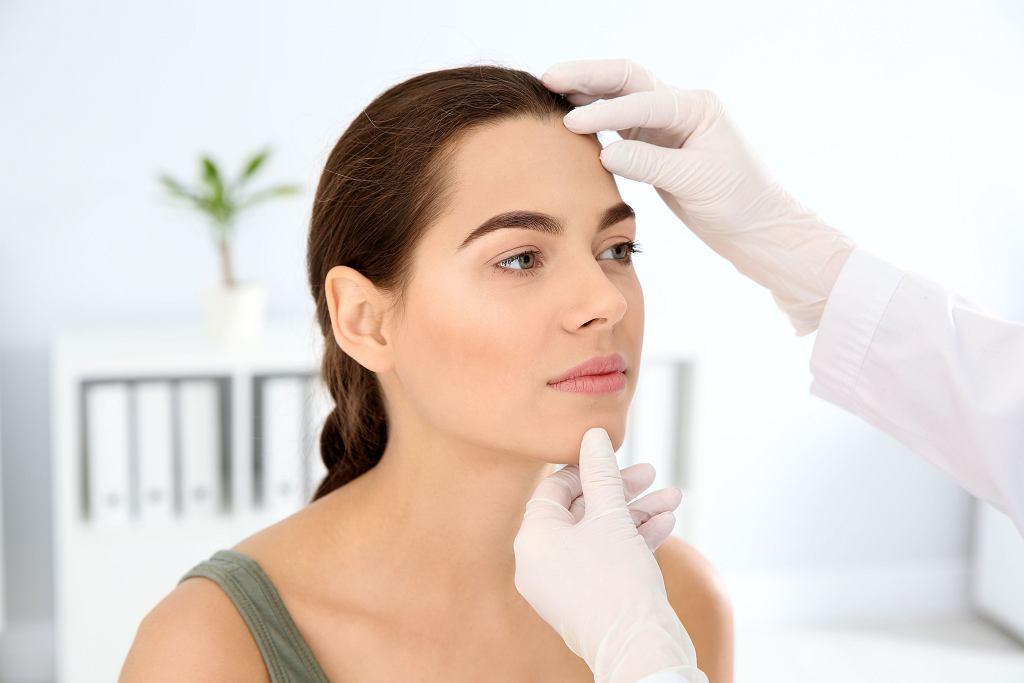 Na podstawie wyglądu skóry można rozpoznać nie tylko ewentualne schorzenia dermatologiczne