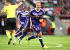 Łukasz Teodorczyk bohaterem Anderlechtu. Gol w 90. minucie