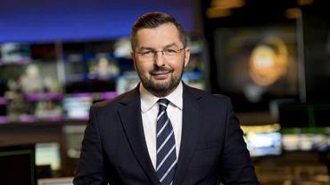 Telewizja publiczna werbuje nowych ludzi. Do redakcji TVP Info dołączył dziennikarz ekonomiczny Paweł Blajer
