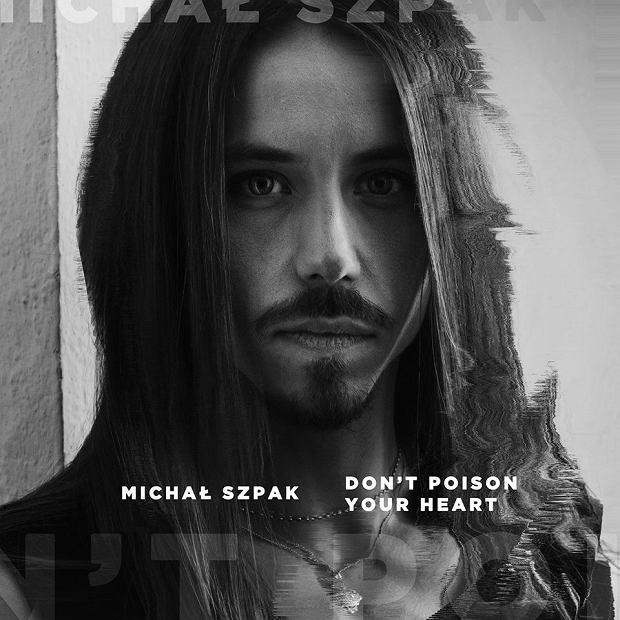 Okładka nowego utworu Michała Szpaka