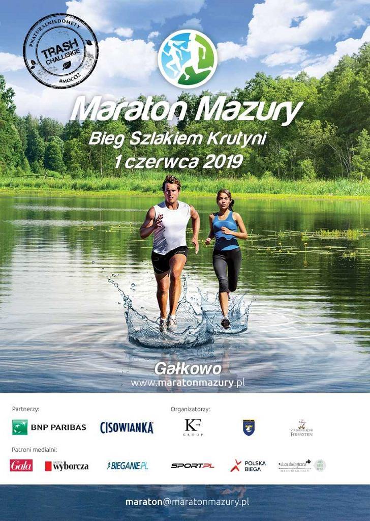 Maraton Mazury
