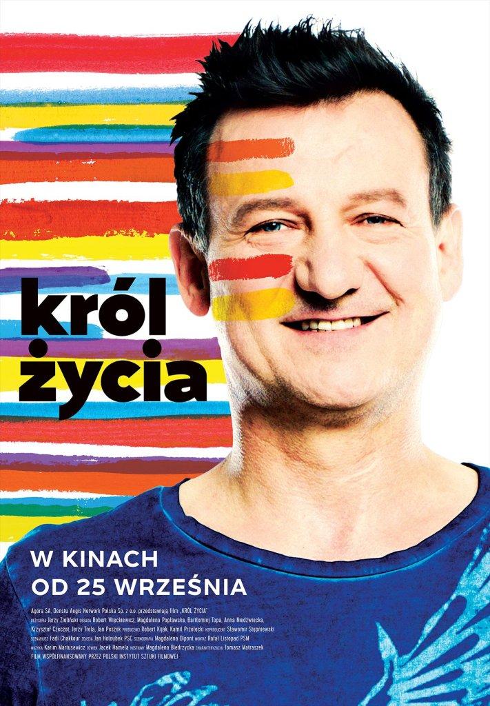 'Król życia', reż. Jerzy Zieliński